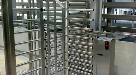 balice 480x266 - Bramki obrotowe - Biurowce