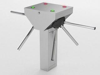 bramki obrotowe podwójne BR2-STI2 - Stopcontrol