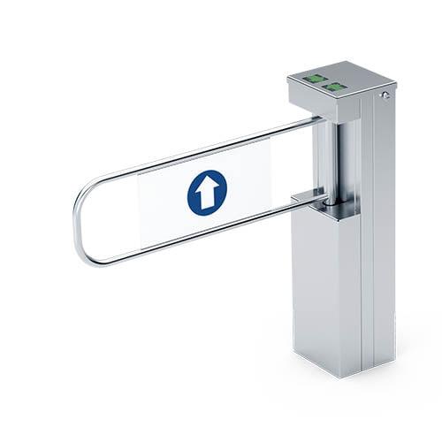 bramka uchylna HR1-A/M - kontrola dostępu